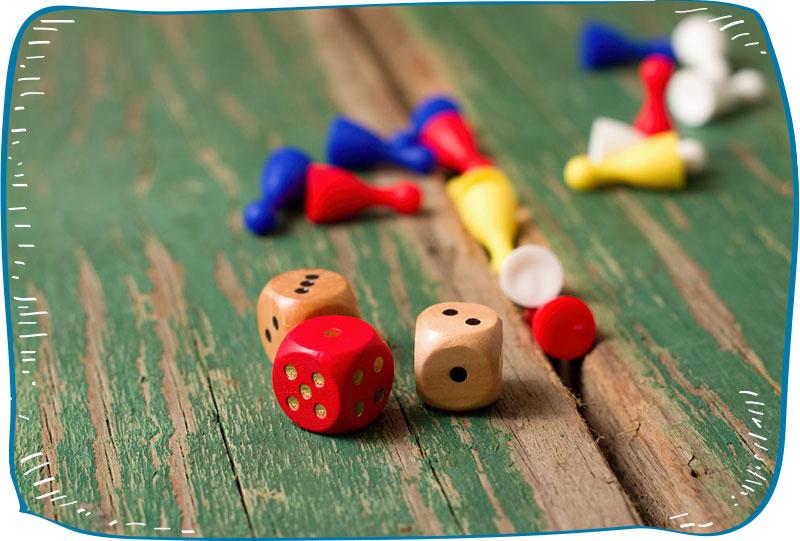 קוביות משחק
